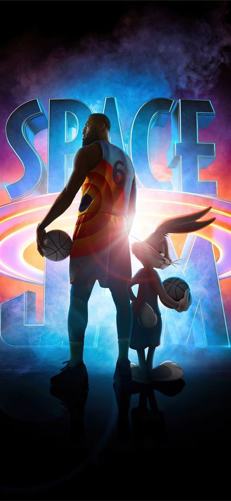 space jam a new legacy 5k iPhone 11 Wallpapers
