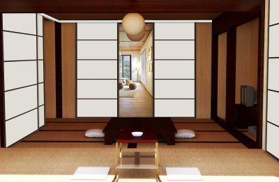 Claustra Japonais Kyoto Claustra Panneau Japonais Cloison Amovible