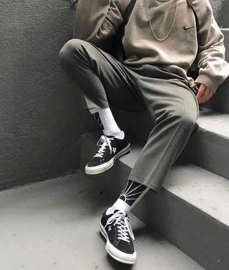 130 enjoying street style fashion ideas for men that looks gorgeous