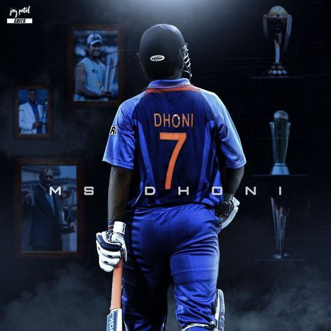 Pin On Dhoni Wallpapers