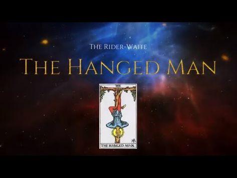 The Hanged Man - Tarot Talk #tarot #thehangedman #witch - YouTube