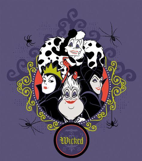 Disney Villains Halloween No Sew Fleece Throw Fabric Wicked , #sponsored, #ad, #Halloween, #Villains, #Fabric, #Sew
