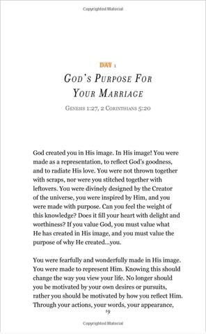 Husband And Wife After God Devotional Bundle - Unveiled Wife Online Book Store  - 4