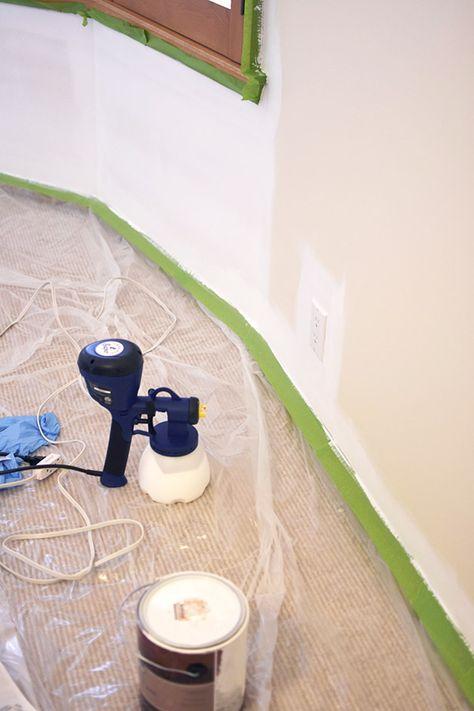 Interior Paint Sprayer Honest Review Interior Paint Sprayer