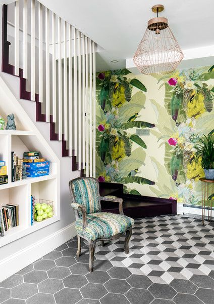 Mixed Up - A Designer's Home That Takes Wallpaper To The Next Level - Photos