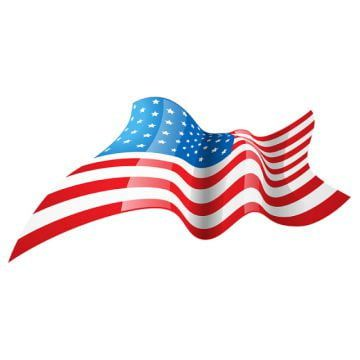 Stylish 4th Of July American Flag American Independence Day Usa Independence Day 4th Of July American Flag Usa Independence Day Png And Vector With Transpare American Flag American Independence Independence Day