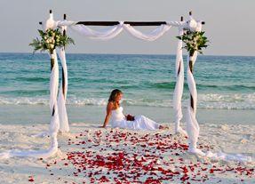 Dream Wedding On Sugar White Beaches Of North Myrtle Beach