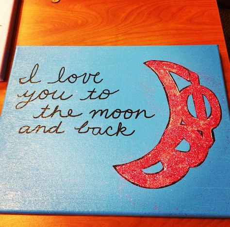 Gamma phi beta canvas that I made for my little ❤️