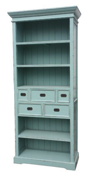 Bookcase With Drawers Goruntuler Ile Kitapliklar