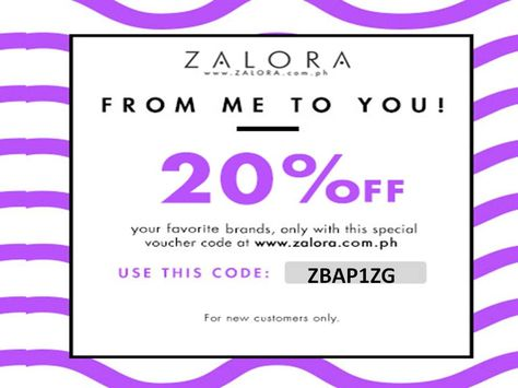 Use this voucher code for every purchase you make at zaloraph - make voucher