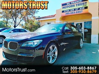 2012 Bmw 7 Series 4dr Sdn 740i Rwd Blue Sedan 4 Doors 15500 To View More Details Go To Https Www Motorstrust C Cars For Sale Car Finance Hialeah