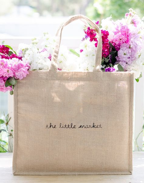 Download Make A Statement While You Shop And Do It In Style This Reusable Handmade Bag Is Water Resistant And Makes Reusable Shopping Bags Jute Bags Canvas Bag Design