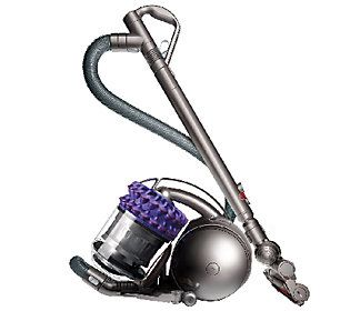 Dyson Cinetic Big Ball Animal Canister Vacuum W Attachments Qvc Com Canister Vacuum Bagless Vacuum Cleaner Vacuums