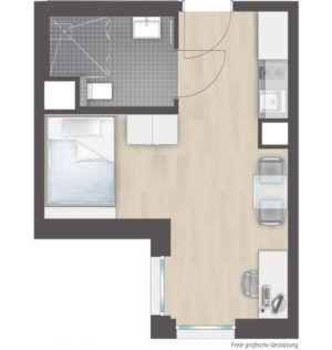 Studenten Apartments In Berlin Mitte Ab 491 Studio B Ii Studentisches Wohnen Studenten Wohnungen Wohnungsbau