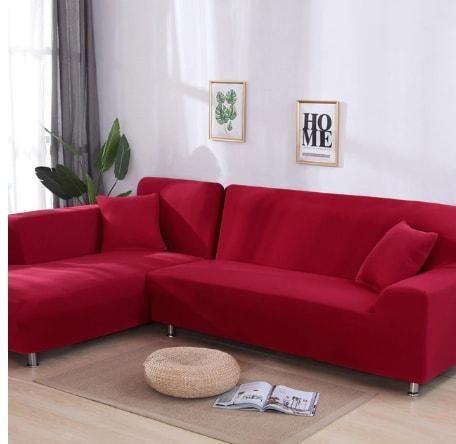 Chic Sofacover In 2020 Corner Sofa Covers Sofa Covers Cushions On Sofa