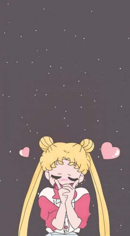 Wall Paper Phone Anime Kawaii Sailor Moon 51 Trendy Ideas Wall