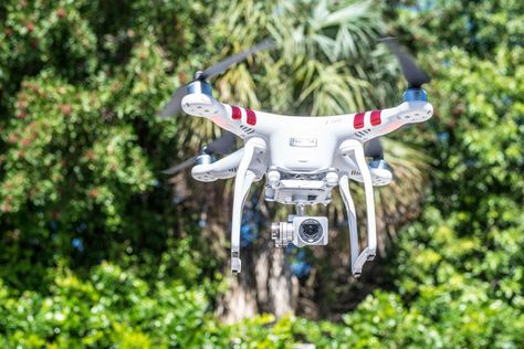 Drones Free To Fly Over Sebastian But Must Follow State Fed