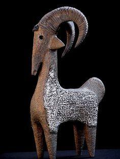 Céramiques - Dominique Pouchain, artiste céramiste, bronze Plus