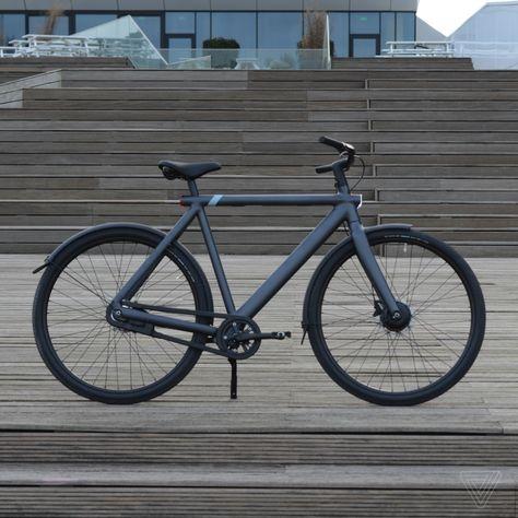 Vanmoof S3 E Bike Review Better Than The Best Bike Reviews