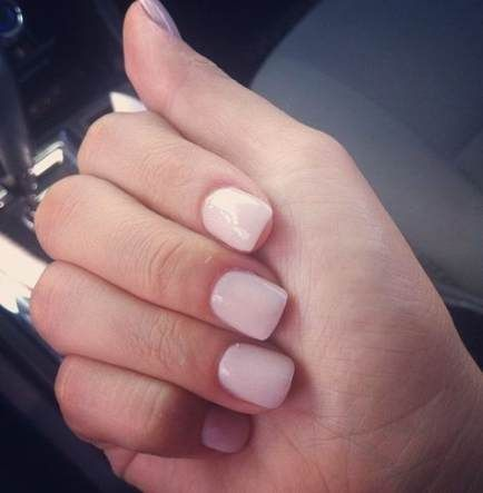 34 Ideas Nails Acrylic Neutral Square For 2019 Neutral Nails