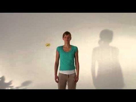 Yoga Uebungen für Hals, Nacken und Schulter