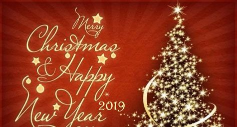best merry christmas and happy new year wishes 2019