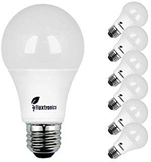 Fluxtronics A19 Led Light Bulbs 75 Watt 100 Watt Equivalent 1100 Lumens 5000k Daylight White Non Dimmable 11w Brainstorming Light Bulb Led Light Bulbs