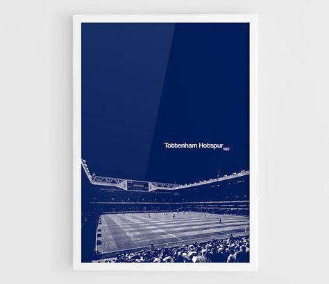 White Hart Lane Spurs Stadium Awsome POSTER