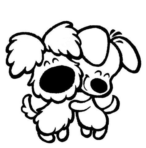 Disegno Per La Festa Della Mamma Con Cuccioli Felici Disegni Da