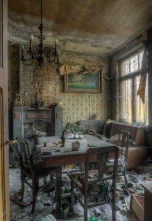 Pin Von Float Auf Adandoned Places Verlassenes Haus Verfallene