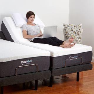 Shop For Adjustable Comfort Adjustable Bed Base With Wireless