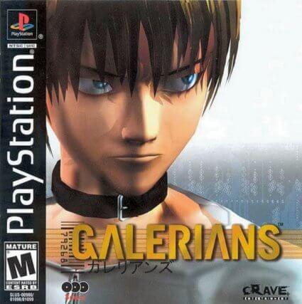 Galerians [NTSC] [Español] [PSP-PSX | Playstation games ...