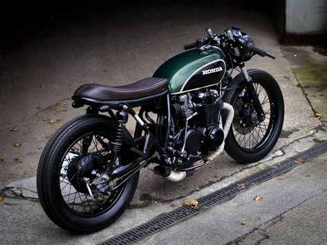 Honda CB550Four 1975 By Paal Motorcycles