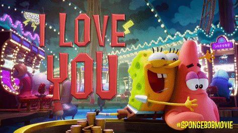 Spongebob Squarepants Love GIF by The SpongeBob Movie: Sponge On The Run - Find & Share on GIPHY