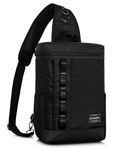 c5777706022f Leaper Retro Messenger Bag Unisex Crossbody Bags Shoulder Outdoor ...