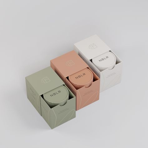 Noble and Lore, Switzerland - World Brand Design Society Candle Packaging, Tea Packaging, Luxury Packaging, Skincare Packaging, Cosmetic Packaging, Box Design, Brand Design, Brand Identity Design, Corporate Design