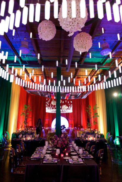 Seattle NACE Life in Color Gala #livebright #allofthecolors