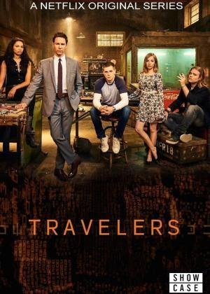Viajeros 1 2 Y 3 Temp Travelers Netflix Tv Series 2016 Netflix Series
