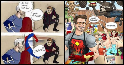 25 Incredibly Funny Marvel Fanart Memes That Will Make Fans