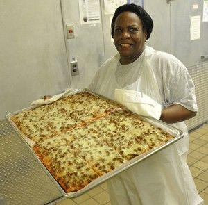 School Pizza Recipe School Pizza School Lunch Recipes School Cafeteria Pizza Recipe