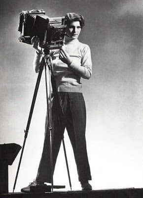 June 14, 1904: Margaret Bourke-White ~ Admire the heck out of her! First female war correspondent WW2