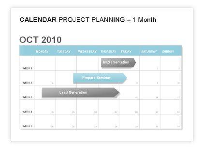 Blue Calendar    wwwpoweredtemplate powerpoint-diagrams - sample power point calendar