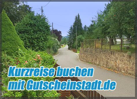 Mit Kurzreisen #Deutschland entdecken von der Küste bis ins Gebirge mit #Gutscheinstadt