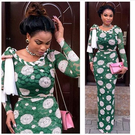 Gorgeously Designed Aso Ebi Styles Look Book – Rendy Trendy