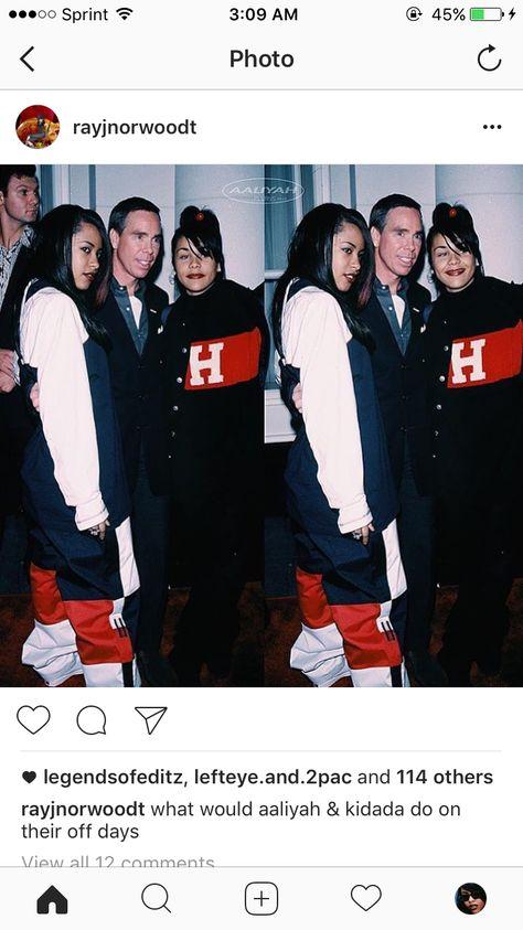 Aaliyah #aaliyahfashion Aaliyah