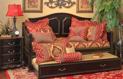 Delightful Heritage Daybed   Hemispheres Furniture Store Located In Oklahoma City, OK  | Home Interiors ~ Bedrooms | Pinterest | Daybed, Office Den And Bedrooms
