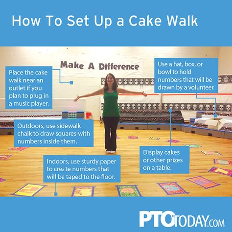 photo about Cake Walk Numbers Printable named Pinterest
