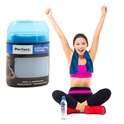 Perfect Cooling Towel Pro Stay Cool Comfortable For Hours Yoga