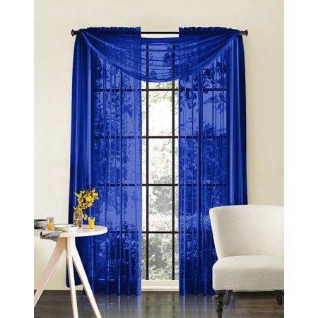 Home Blue Curtains Living Room Blue Living Room Decor Blue