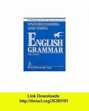 Azar understanding. And. Using. English. Grammar 4e sb: free.